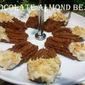 Chocolate Almond Beauties