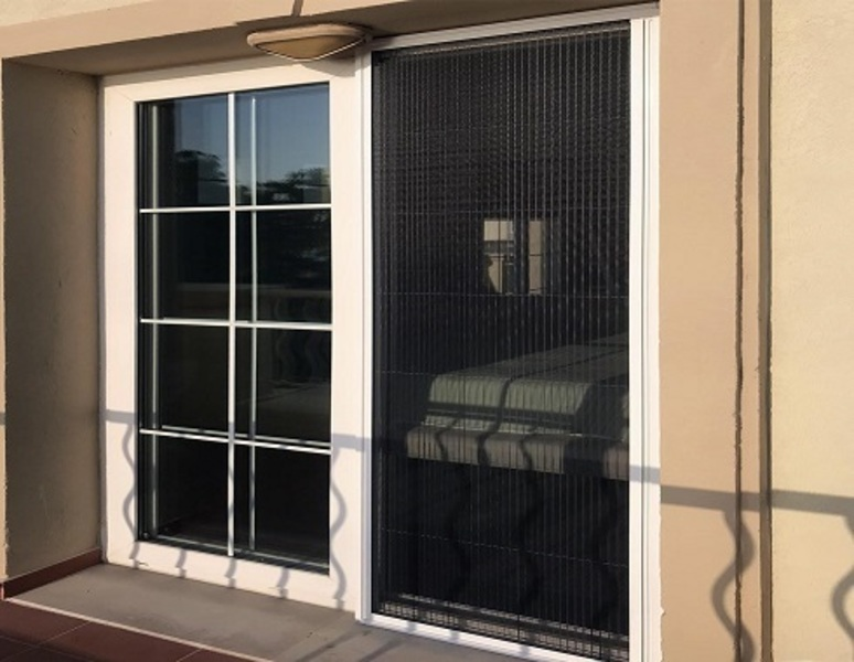 Sliding screen doors complement your villa in Dubai