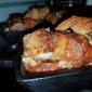 Grandma's Apple Butter Bread Pudding