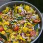 Vegan Cauliflower Salad with Indian flavours