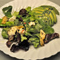 Avocado, Artichoke Heart and Feta Salad; pretty bugs