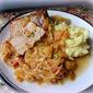 Pork Chops & Sauerkraut