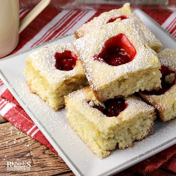 Shelly's Cherry Squares