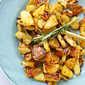 Roasted Rosemary Pineapple