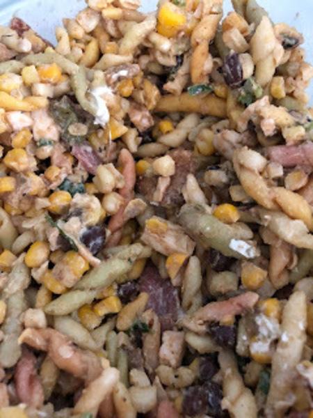 Recipe: Mexican Street Corn Pasta Salad