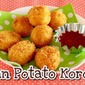 Vegan Potato Korokke (Japanese Croquettes Recipe) | Japanese Cooking Video Recipe
