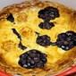 Blueberry Pie Using Frozen Blueberries