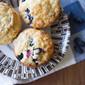 Ain't Seen Muffin Yet: Sour Cream Muffins with Haskap Berries