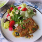 Mediterranean Cod with Lemon & Garlic