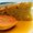 Semolina Cake Drizzled With Poaching Liquid