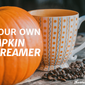 HOW TO MAKE PUMPKIN SPICE COFFEE CREAMER