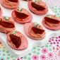 Pickled Beet and Gorgonzola Deviled Eggs