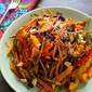 Rainbow Salad – Asian Style and Vegan