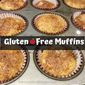 Gluten Free and Vegan Carrot Apple Muffins