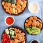 Easy Football Party Appetizer Spread
