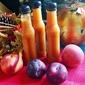 Spicy Peach Plum Habanero Hot Sauce