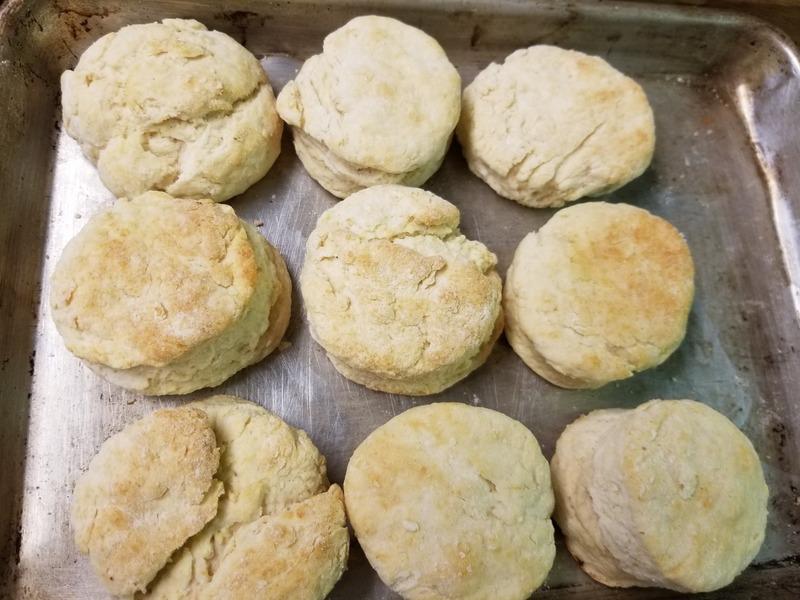 My best yet, Buttermilk Biscuits!