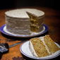 Not Your Grandma's Carrot Cake. 3 Spice Carrot Cake Indian Style From Asha Gomez