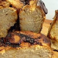 Cocoa Tea Babke | Sweet Yeast Cake