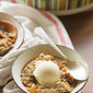 Appley Ever After: Old-Fashioned Molasses Apple Crisp