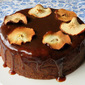 Moist & Spicy Toffee Apple Cake
