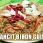 Pancit Bihon Guisado (Easy to Cook Version)