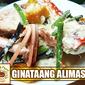 Ginataang Alimasag (sa Kalabasa at Sitaw)