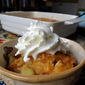 Caramel Apple Self-Saucing Pudding