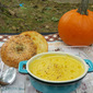 That's Just 'Souper', Creamy Roasted Pumpkin Sage Soup for the Soul