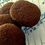 MOLASSES and SQUASH spice cookies