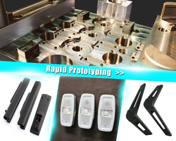 Applications and benefits of rapid prototyping techniques