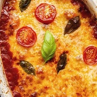 Baked Gnocchi with Meat Sauce and Mozzarella Recipe
