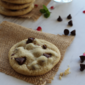 Soft Eggless Chocolate Chip Cookies