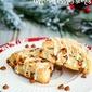 Glazed Cinnamon Eggnog Scones Recipe