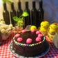 KING ARTHUR CHOCOLATE CAKE