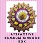 Attractive Kumkum Sindoor Box