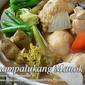 Sinampalukang Manok (Stewed Chicken with Tamarind)