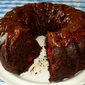 EXQUISITE CHOCOLATE CHERRY CAKE