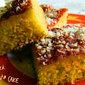 Quick polenta cake