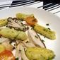 Herb Gnocchi Made With Flat Leaf Parsley