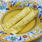 Scripelle 'mbusse (Crepes in Broth)