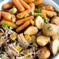 Crock Pot Balsamic Pot Roast