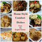 Home Style Comfort Recipes, my ten favourites