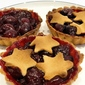 Cherry Compote Tarts Made With Gluten-Free Pastry
