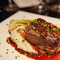 For Dinner: Beef Short Ribs over Mashed Potatoes
