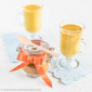 My Favorite Turmeric Latte Mix (+ How to throw a tad healthier party for kids)