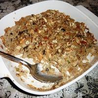 Crunchy Chicken Rice Casserole