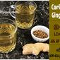 Coriander ginger tea /இஞ்சி மல்லி கசாயம்