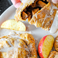 Apple Turnovers Using Crescent Rolls