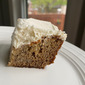 Recipe: Banana Cake with Cream Cheese Frosting